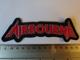AIRBOURNE - RED LOGO ( TOP QUALITY )