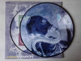 MARILYN MANSON - THE TUNNEL ZONE (PICTURE DISC)
