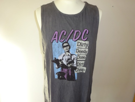 AC/DC - DIRTY DEEDS DONE DIRT CHEAP ( VINTAGE LADY TASSEL )