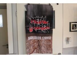 METAL CHURCH - BADLANDS ( 2015 )
