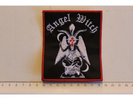 ANGEL WITCH - ANGEL WITCH ( RED BORDER ) EMBROI