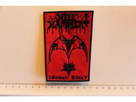 HELLHAMMER - SATANIC RITES, DIFFERENT