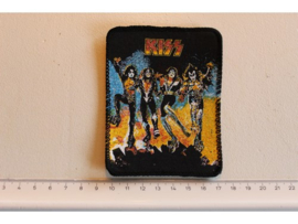 KISS - DESTROYER ( ORIGINAL 1976 ) PRINT