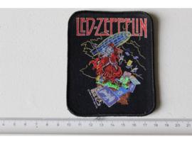 LED ZEPPELIN - LED ZEPPELIN ( ORIGINAL 1989 ) PRINT