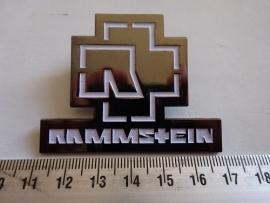 RAMMSTEIN - NAME + LOGO