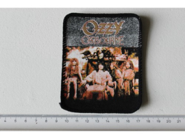 OZZY OSBOURNE - NO REST FOR THE WICKED ( ORIGINAL 1988 ) PRINT