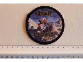 IRON MAIDEN - PHANTOM OF THE OPERA (BLACK BORDER ) PRINT