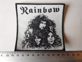 RAINBOW - LONG LIVE ROCK 'N' ROLL ( WOVEN )