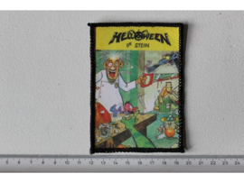 HELLOWEEN - DR. STEIN ( ORIGINAL 1988 ) PRINT
