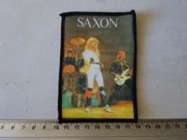 SAXON - BAND PHOTO ( ORIGINAL )