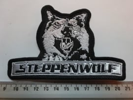 STEPPENWOLF - LIVE LOGO