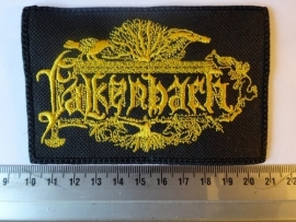 FALKENBACH - YELLOW/GOLD LOGO