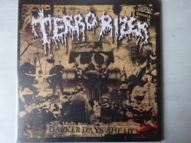 TERRORIZER - DARKER DAYS AHEAD ( PICTURE DISC )