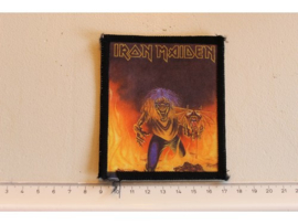 IRON MAIDEN - THE NUMBER OF THE BEAST ( ORIGNAL ) PRINT