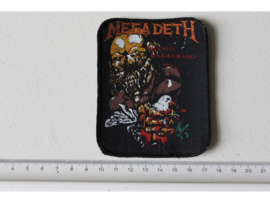 MEGADETH - PEACE SELLS.. BUT WHO IS BUYING ( ORIGINAL 1987 ) PRINT DIFF