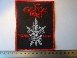 CELTIC FROST - MORBID TALES ( RED BORDER )