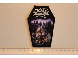 KING DIAMOND - ABIGAIL II ( PRINT + EMBROI )