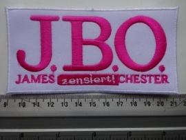 J.B.O. - PINK LOGO
