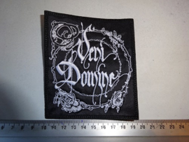 VENI  DOMINE - WHITE   NAME + LOGO