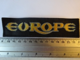 EUROPE - YELLOW/GREY LOGO