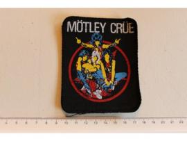 MOTLEY CRUE - BAND MEMBERS 1 ( ORIGINAL 80'S ) PRINT