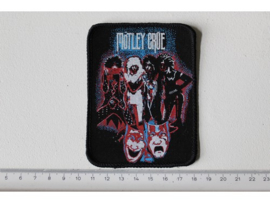 MOTLEY CRUE - BAND PHOTO 1 ( ORIGINAL 80'S ) PRINT