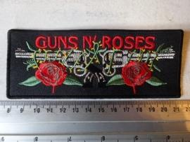 GUNS N ROSES - ORIGINAL LOGO ( GREAT! )