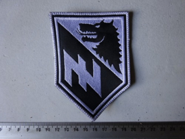 DIOCLETIAN - LOGO PATCH