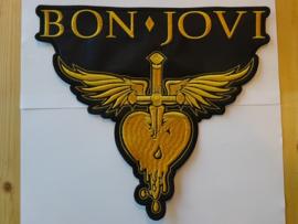 BON JOVI - HEART LOGO