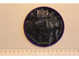 NOCTURNUS - PARADOX ( PURPLE BORDER ) WOVEN