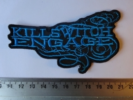 KILLSWITCH ENGAGE - BLUE LOGO