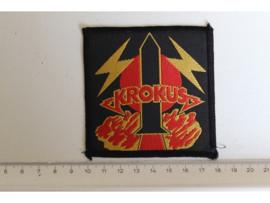 KROKUS - ROCKET SCIENCE ( ORIGINAL 80'S ) WOVEN