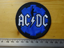 AC/DC - STIFF UPPER LIP ( BLUE LOGO )
