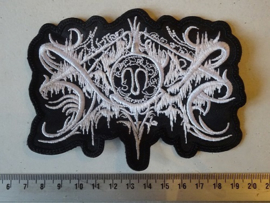XASTHUR - WHITE SHAPED LOGO