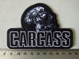 CARCASS - SURGICAL STEEL ( SHAPED )