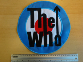 THE WHO - THE WHO NAME LOGO