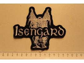 ISENGARD - NAME LOGO
