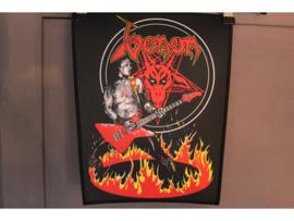 VENOM - IN THE RING OF FIRE ( PRINT )