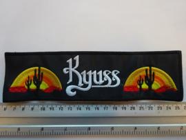 KYUSS - SUNSET ( 20 CM STRIPE )