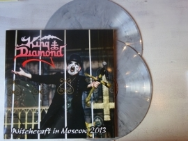KING DIAMOND - WITCHCRAFT IN MOSCOW ( GREY MARBLE VINYL )