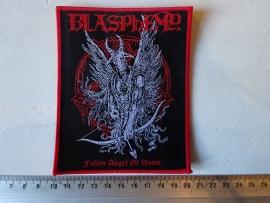 BLASPHEMY - FALLEN ANGEL OF DOOM ( WOVEN )