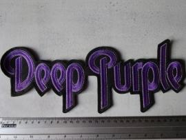 DEEP PURPLE - PURPLE LOGO