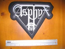 ASPHYX - WHITE LOGO
