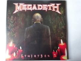 MEGADETH - THIRT3EN