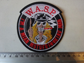 W.A.S.P. - I'M A MEAN MOTHERF##KING MAN