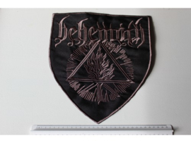 BEHEMOTH - BEHEMOTH ( GREY LOGO )