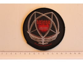 DEICIDE - LEGION ( BLACK BORDER ) WOVEN