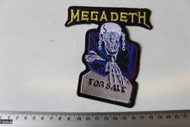MEGADETH - FOR SALE..