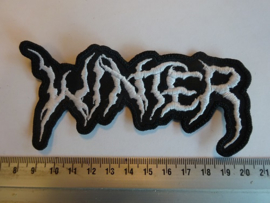 WINTER - WHITE NAME LOGO