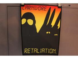 CARNIVORE - RETALIATION ( PRINT )